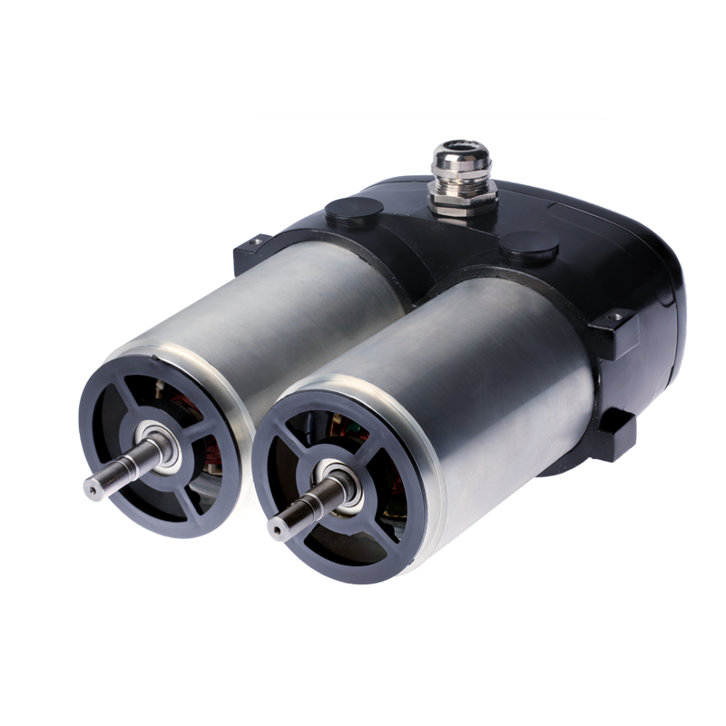 Electric Motor Oil Pump D C P M Series Products